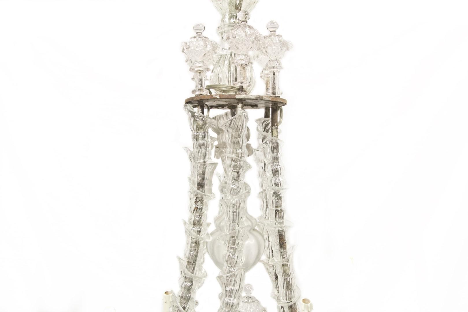 lampadari firenze : Lampadari antichi in vetro - Albrici Firenze